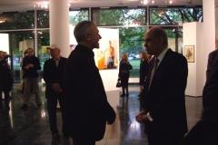 Mostra all'Ambasciata del Brasile a Berlino
