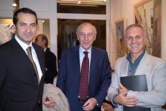 Mostra alla Galleria Ca' d'Oro - Roma