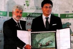 Consegna del premio Bearzot - Roma